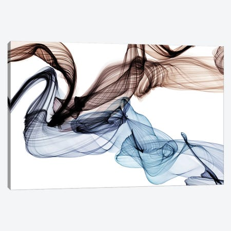 The Invisible World Movement II Canvas Print #ORL166} by Irena Orlov Canvas Art