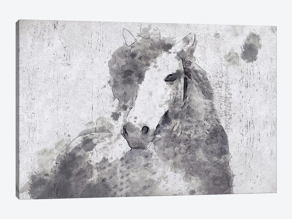 Dapple Horse II by Irena Orlov 1-piece Canvas Print