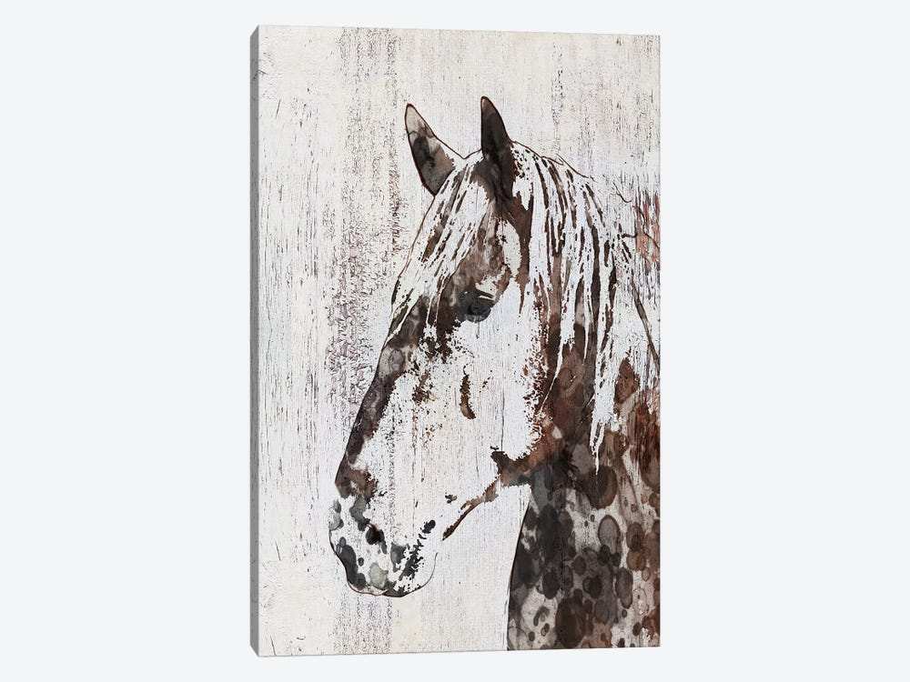 Galaxy Horse III by Irena Orlov 1-piece Canvas Artwork