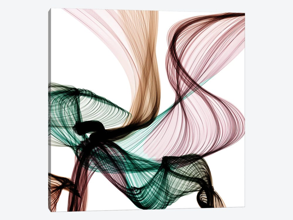 Invisible World VIII 1-piece Canvas Art Print