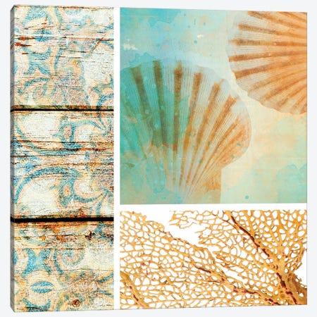 Spa Collage V 3-Piece Canvas #ORL211} by Irena Orlov Canvas Print