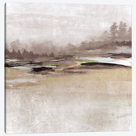 Forest Glimpse I Canvas Print #ORL225} by Irena Orlov Art Print