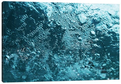 Blur Water Surface I Canvas Art Print