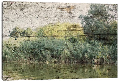 Rustic Landscape 25 Canvas Art Print