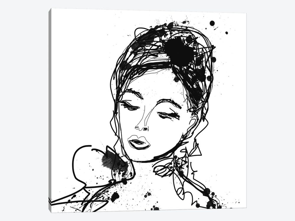 Sensual Woman by Irena Orlov 1-piece Art Print