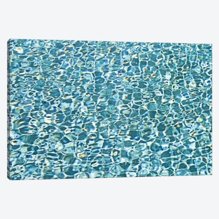 Water Surface 113 Canvas Print #ORL275} by Irena Orlov Canvas Wall Art