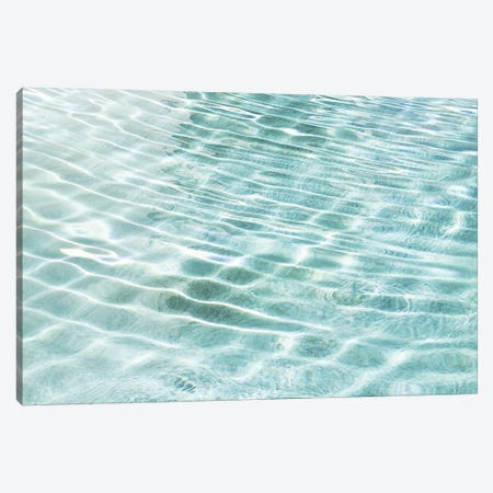Water Surface 119 Canvas Print #ORL276} by Irena Orlov Canvas Art