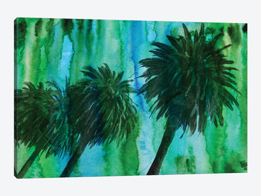 Hollywood Palms by Irena Orlov 1-piece Canvas Print