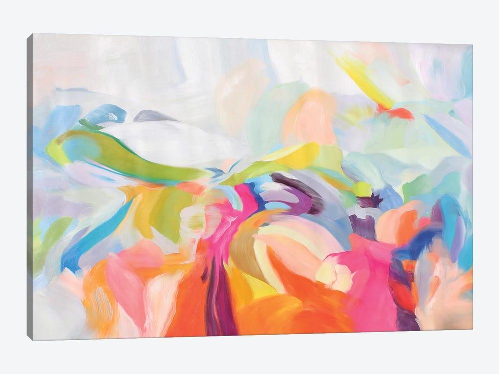 Dynamic Perseverance by Irena Orlov 1-piece Canvas Wall Art