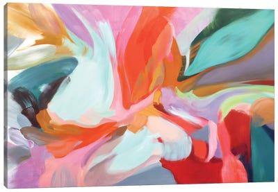 Integrity of Chaos Canvas Art Print