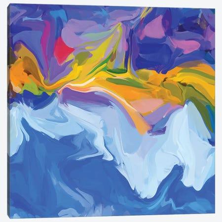 Absolute Joy Canvas Print #ORL318} by Irena Orlov Canvas Artwork