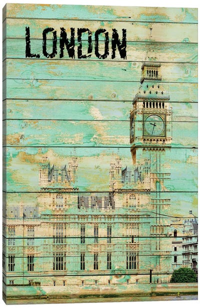 London Canvas Print #ORL31