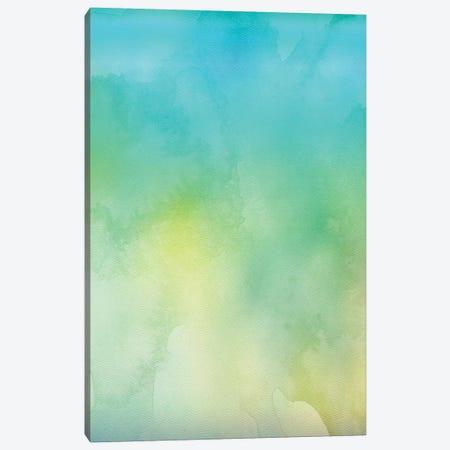 Bluescape II Canvas Print #ORL325} by Irena Orlov Canvas Artwork