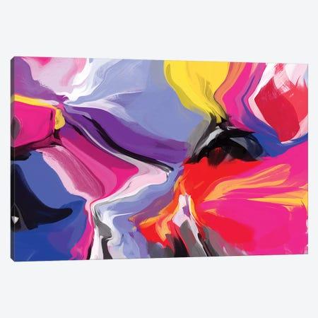 Crushing Temper Canvas Print #ORL335} by Irena Orlov Canvas Art Print
