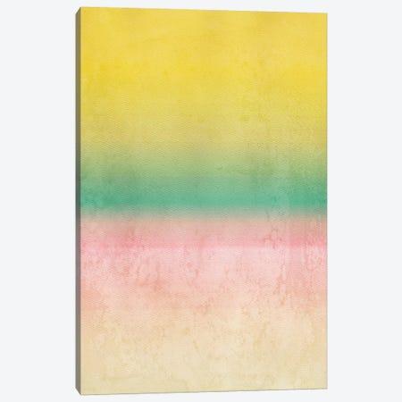 Golden Sunset VII Canvas Print #ORL359} by Irena Orlov Canvas Artwork