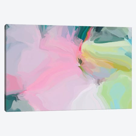 Rightful Climate Canvas Print #ORL385} by Irena Orlov Canvas Art