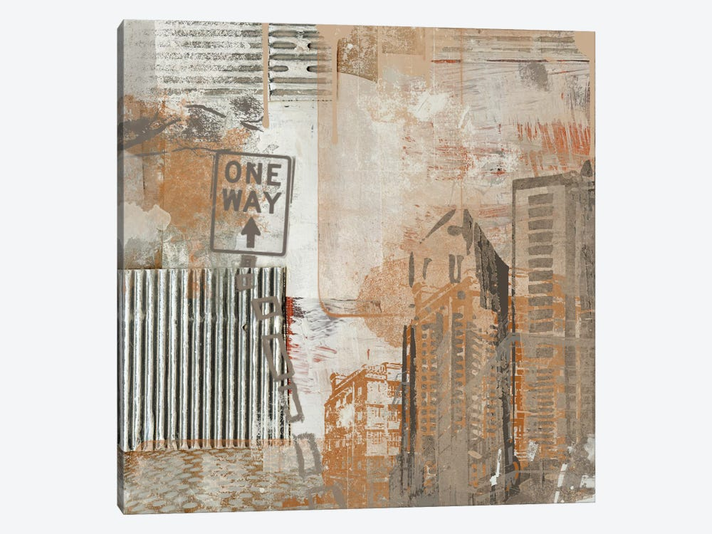 One Way by Irena Orlov 1-piece Canvas Print