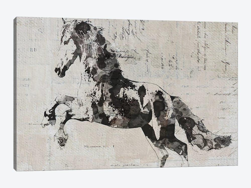 Running Wild Horse II by Irena Orlov 1-piece Canvas Art Print
