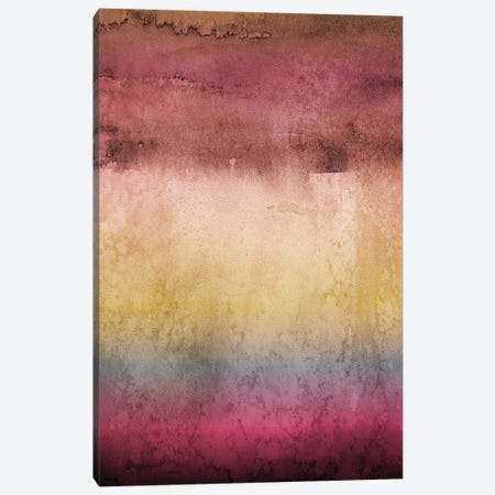 Shades Of Night IV 3-Piece Canvas #ORL399} by Irena Orlov Canvas Wall Art