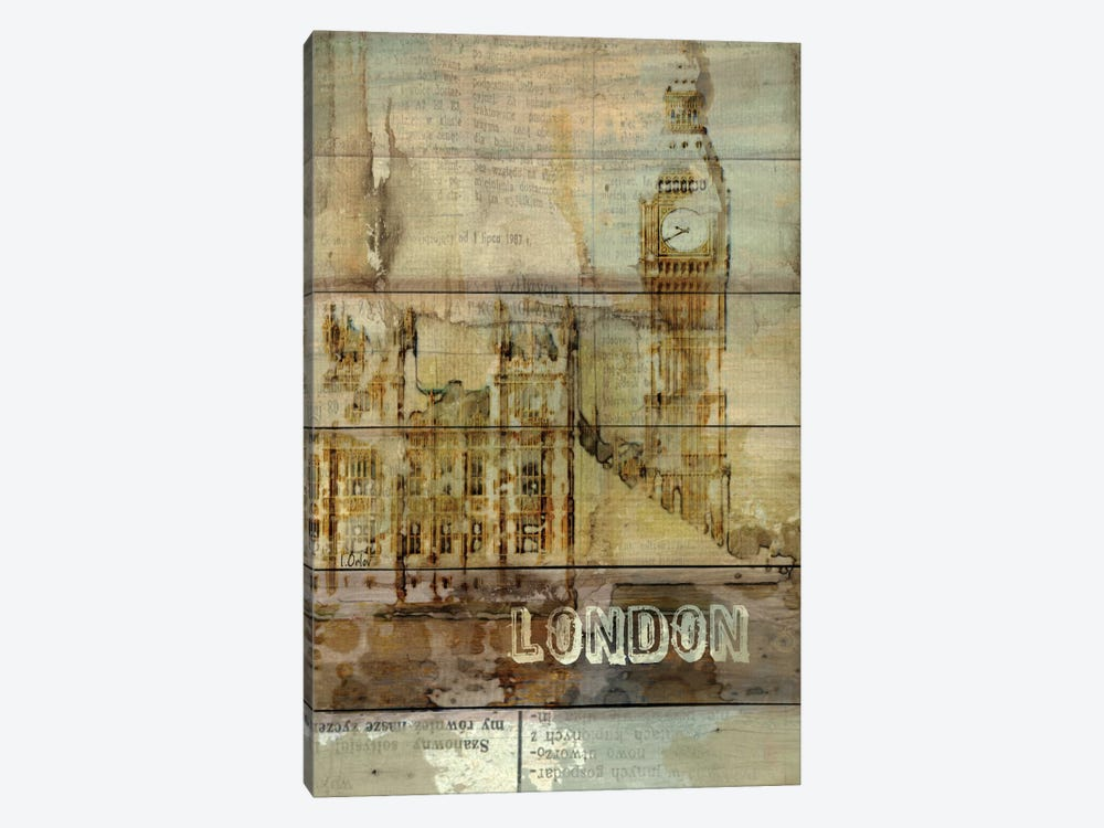 Big Ben, London, England, United Kingdom by Irena Orlov 1-piece Art Print