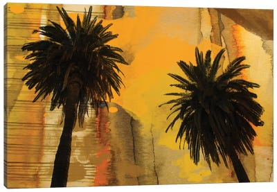 Palm Duo Canvas Print #ORL41