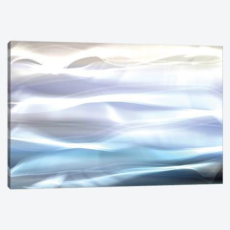 The Amplitude Of A Light Wave 25 Canvas Print #ORL421} by Irena Orlov Canvas Wall Art