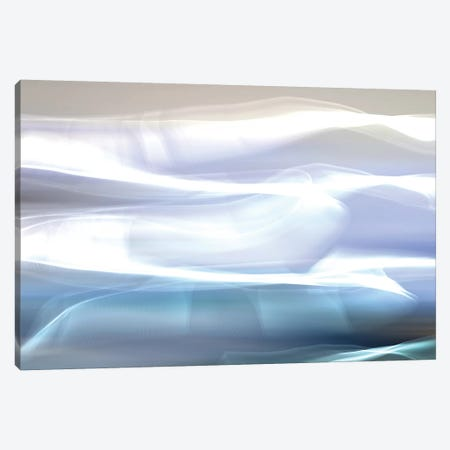 The Amplitude Of A Light Wave 28 Canvas Print #ORL422} by Irena Orlov Canvas Artwork