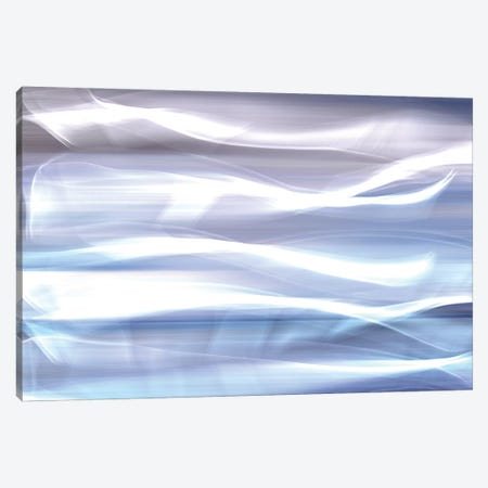 The Amplitude Of A Light Wave 33 Canvas Print #ORL423} by Irena Orlov Canvas Wall Art