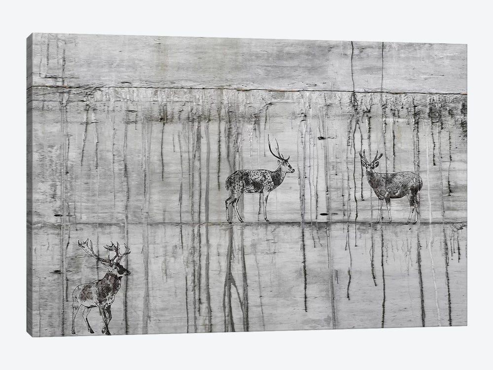 Wild Dears by Irena Orlov 1-piece Art Print
