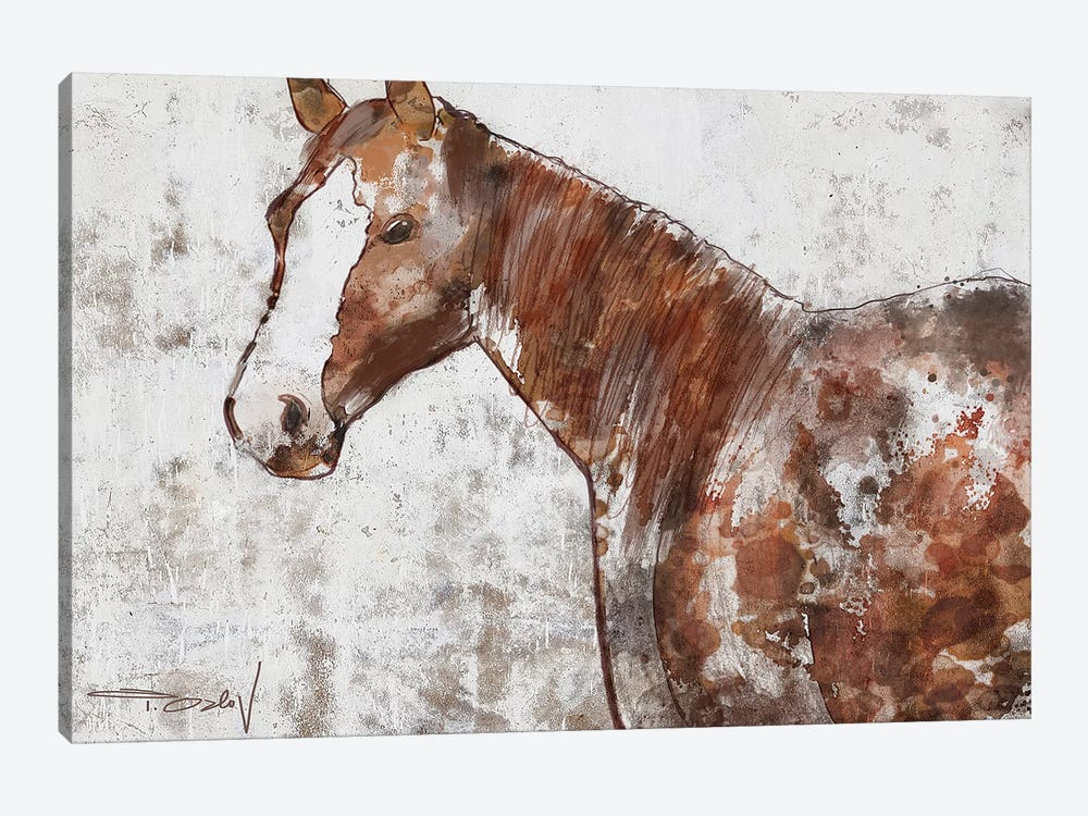 Your Horse II by Irena Orlov 1-piece Canvas Wall Art