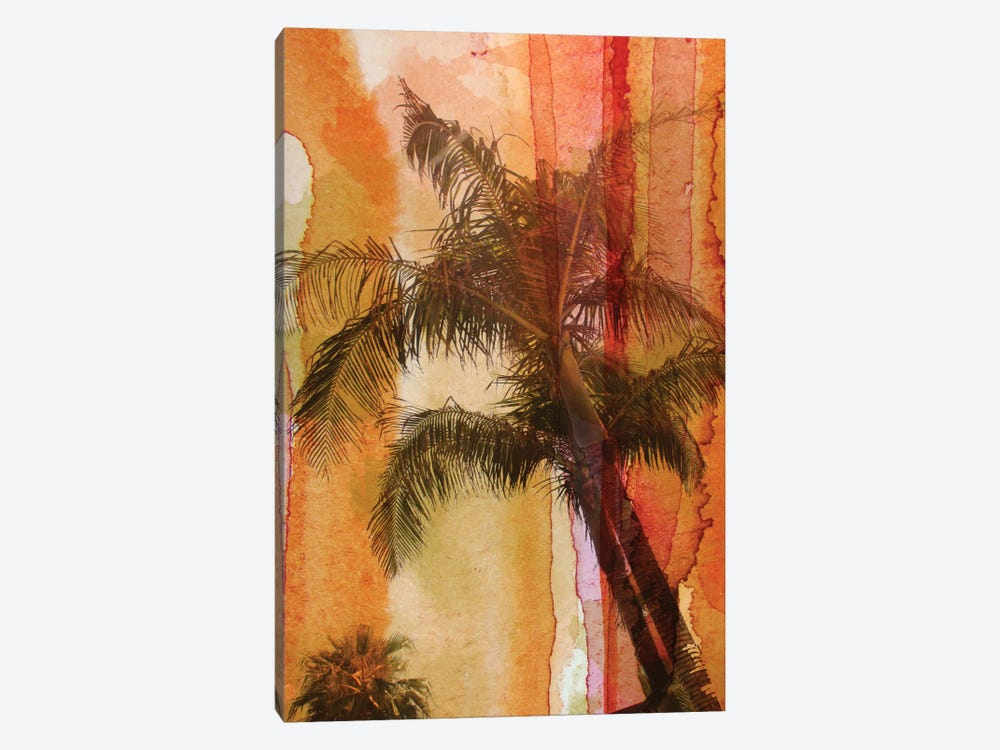 Palm Tree by Irena Orlov 1-piece Canvas Art