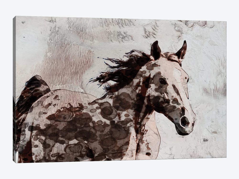 Winner Horse II by Irena Orlov 1-piece Canvas Print