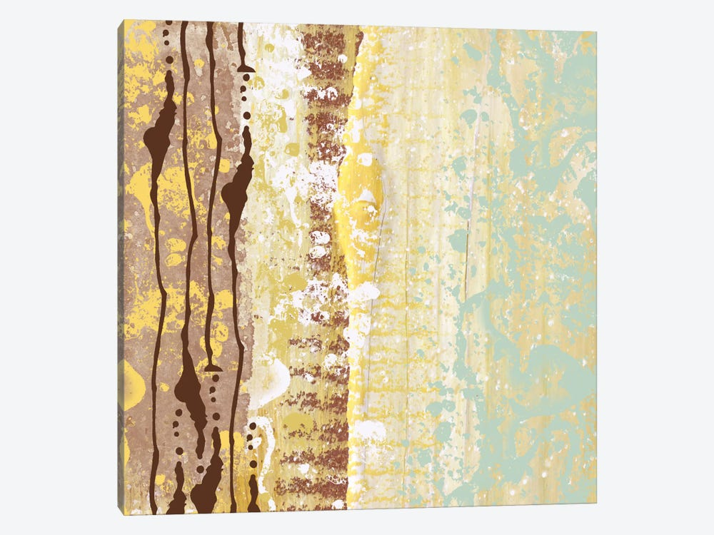 Pattern I by Irena Orlov 1-piece Canvas Print