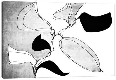 Abstract Bloom I-II Canvas Art Print