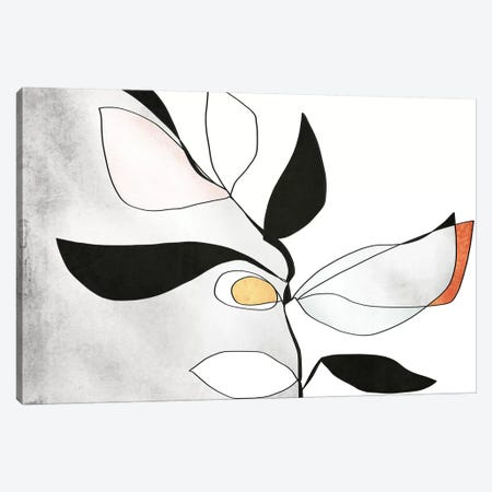 Abstract Bloom II-II 3-Piece Canvas #ORL465} by Irena Orlov Canvas Print