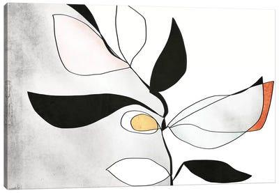 Abstract Bloom II-II Canvas Art Print