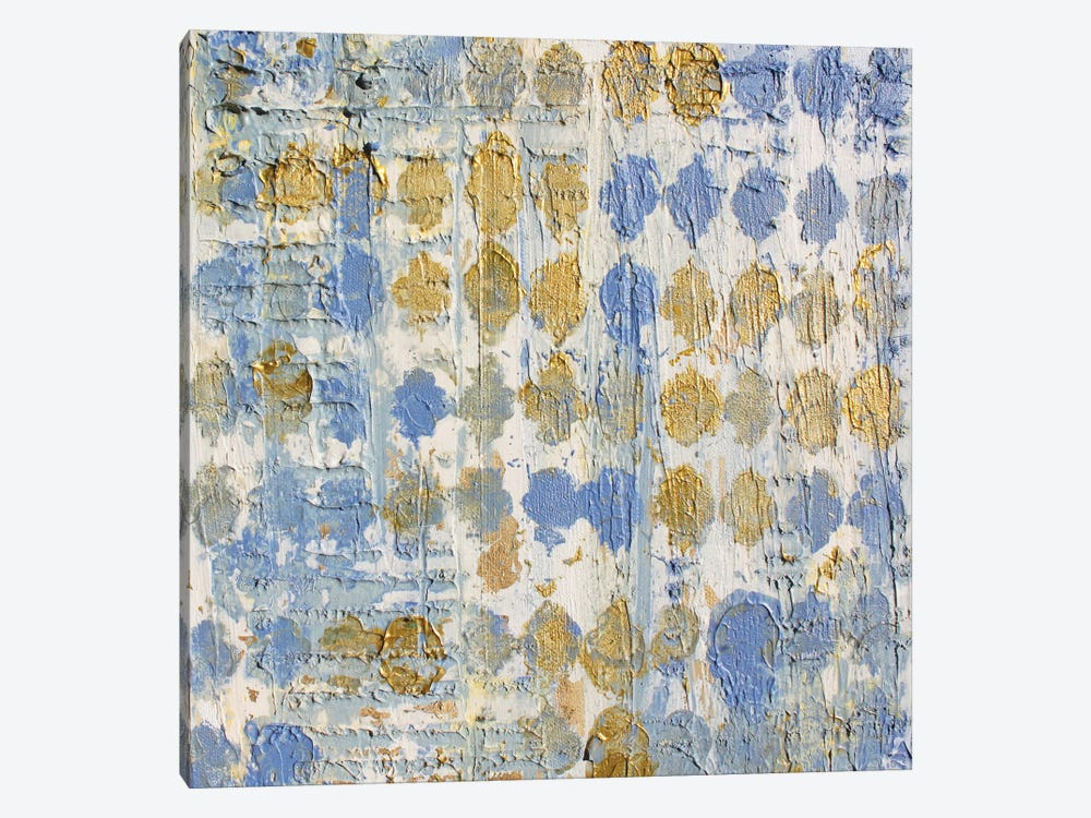 Raw Texture by Irena Orlov 1-piece Canvas Art Print