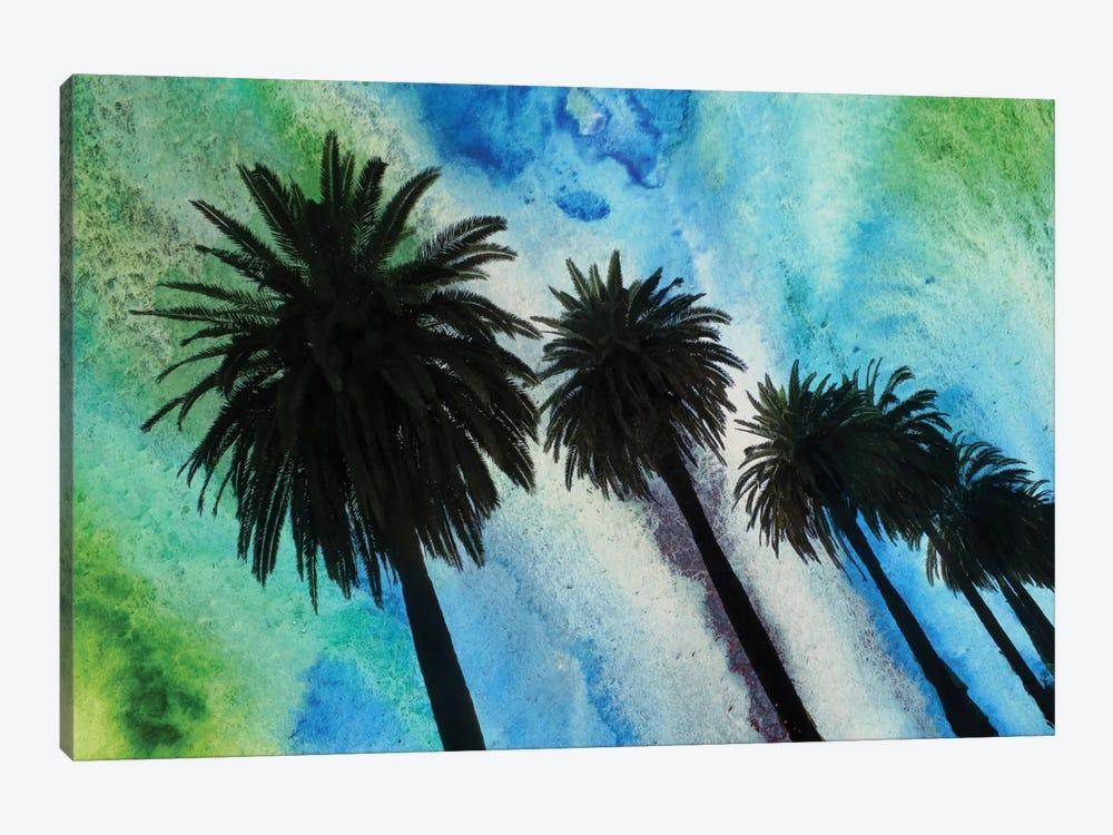 Santa Monica Palms by Irena Orlov 1-piece Art Print