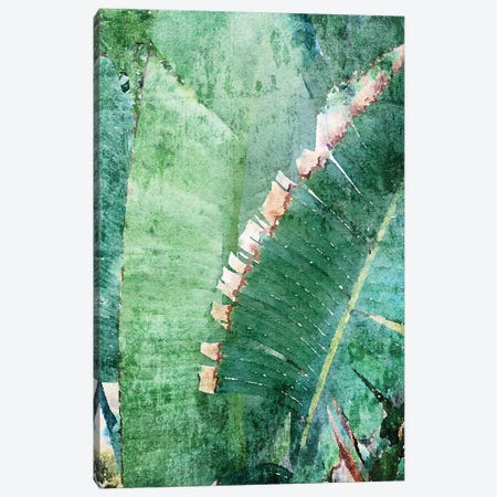 Palm Leaves In The Sun I Canvas Print #ORL522} by Irena Orlov Art Print