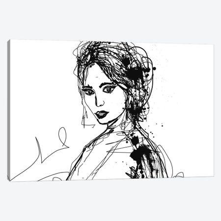 Romantic Canvas Print #ORL526} by Irena Orlov Canvas Wall Art
