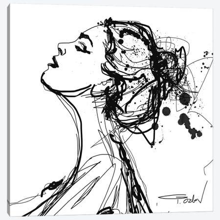 Sensuality Canvas Print #ORL530} by Irena Orlov Canvas Artwork