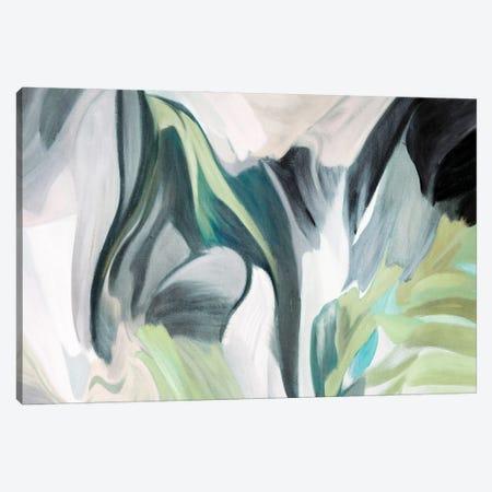 Reflection In Mirror VIII Canvas Print #ORL559} by Irena Orlov Canvas Art