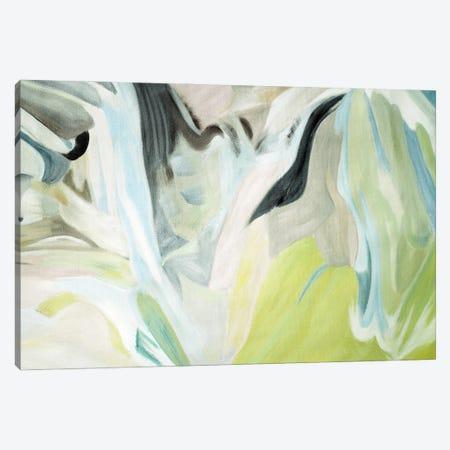 Reflection In Mirror X Canvas Print #ORL560} by Irena Orlov Art Print