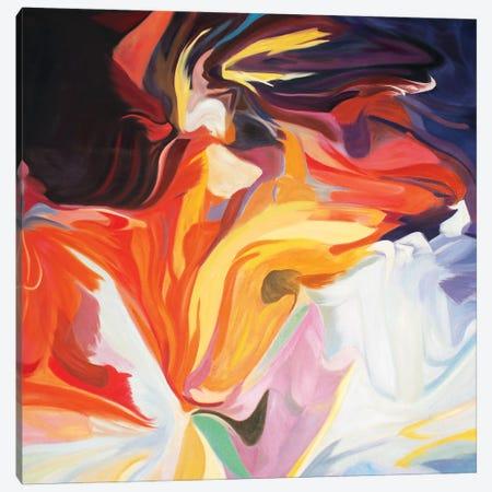 Ferral Instinct II Canvas Print #ORL561} by Irena Orlov Canvas Print