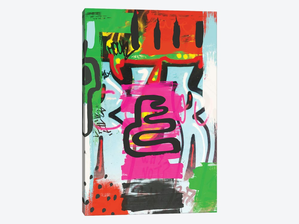 A New Mood by Irena Orlov 1-piece Canvas Print