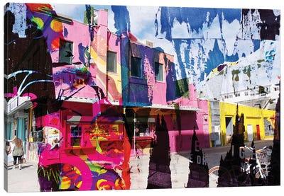 At Venice Beach IV Canvas Art Print