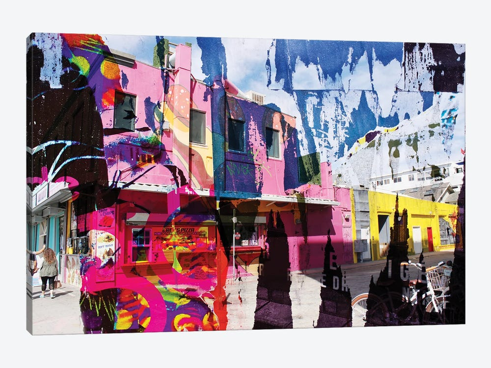 At Venice Beach IV by Irena Orlov 1-piece Art Print