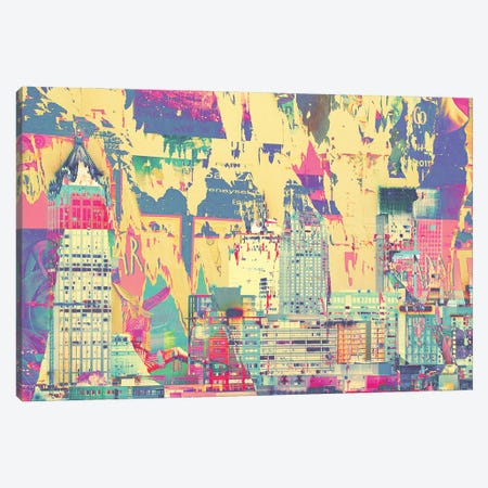 Atlanta III Canvas Print #ORL577} by Irena Orlov Canvas Art Print