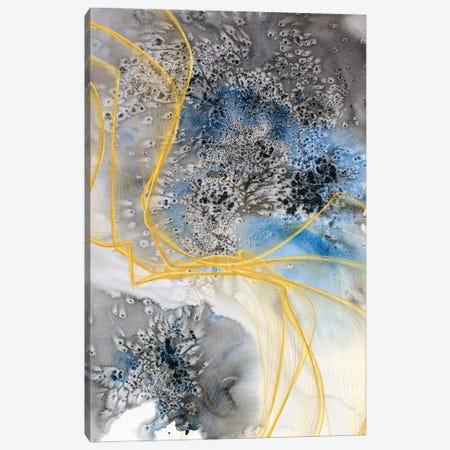 Coastal Watercolor Abstract I Canvas Print #ORL594} by Irena Orlov Canvas Art Print