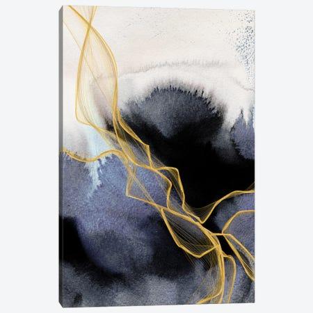 Coastal Watercolor Abstract II Canvas Print #ORL595} by Irena Orlov Art Print